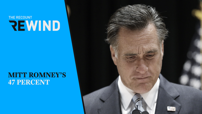 Seven years ago today, video of Mitt Romney at a $50,000-a-plate fundraiser surfaced and changed the 2012 campaign