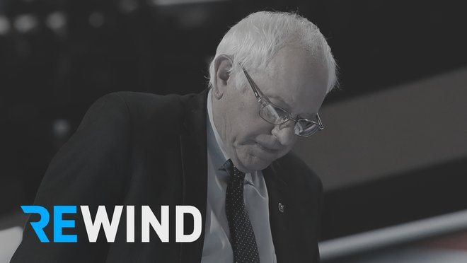 In March 2016, Bernie Sanders faced an insurmountable delegate deficit against Hillary Clinton, and yet he continued his nomination fight all the way to the Democratic National Convention in July.
