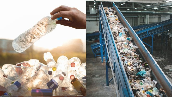 Americans generate more plastic waste per capita than any people on Earth, with a dismal 8.5% recycling rate.