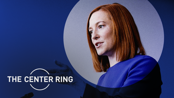New White House Press Secretary Jen Psaki discusses how she'll deal with people who do not like her or what she says.