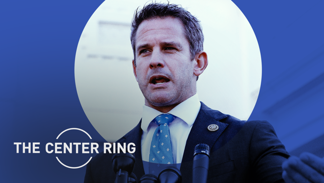Illinois congressman and lifelong Republican Adam Kinzinger discusses how he thinks his party lost its way and why it goes deeper than Trump.