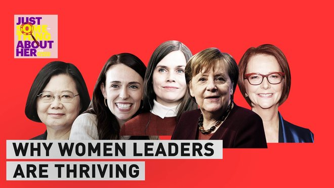 Just Something About Her with Jennifer Palmieri featuring Former Australian PM Julia Gillard