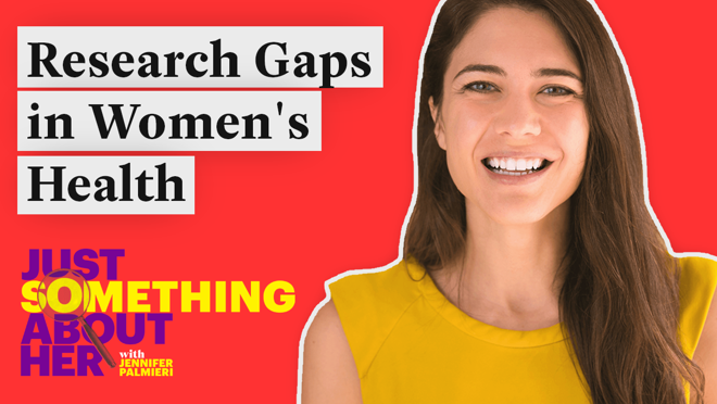 """On this week's """"Just Something About Her,"""" Afton Vechery shares how she started the at-home fertility testing company Modern Fertility to de-stigmatize and fill the void of information about women's health – especially reproduction."""