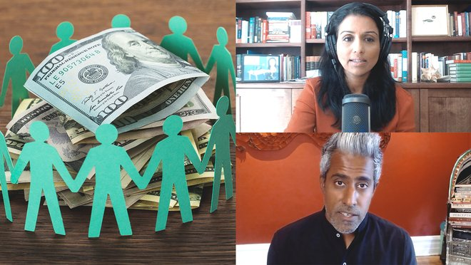 When the super rich donate large sums of money, we call them generous. But are they really? Journalist and author Anand Giridharadas joins The Recount Daily Pod to dig into the dirty details of good works from ill-gotten gains.