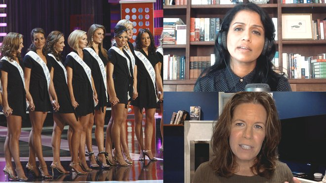 """The storied Miss America pageant turned 100 this year. The iconic institution crowned many women who ended up later breaking glass ceilings throughout American society. But the pageant was not without its controversy, including the judgment of women based on their appearance. Is Miss America still relevant? Amy Argetsinger, staff writer for the Washington Post Style section and author of """"There She Was: The Secret History of Miss America"""", joins The Recount Daily Pod to dig into it."""