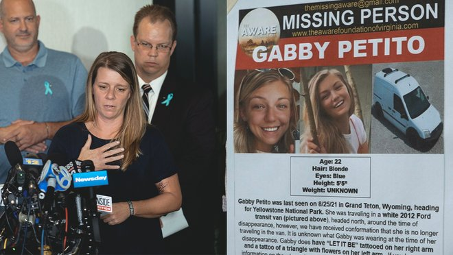 Gabby Petito's apparent homicide is indeed a devastating story, which—as an empathetic human—you're right to care about. It's also true that roughly half of missing persons news coverage focuses on white women victims, an overrepresentation that leaves many families—like those of Jocelyn Watt and Daniel Robinson—feeling ignored.