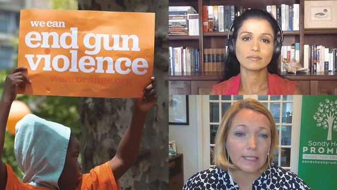 In the U.S., gun violence has risen to alarming new heights in recent years, becoming the leading cause of death for children since 2018. What can we do to keep our children safe from the surge of school shootings? Nicole Hockley, co-founder and managing director of Sandy Hook Promise, joined The Recount Daily Pod to share her insights on gun reform, the Biden administration's plan to curtail gun violence in America, and more.