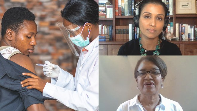 """Dr. Elaine Batchlor, CEO of MLK Community Healthcare, joined The Recount Daily Pod to discuss her Atlantic op-ed """"I'm a Black doctor. My mom still won't get vaccinated."""" Dr. Batchlor believes this hesitancy is understandable and attributes it to a lack of trust at-large with the healthcare system. Recount Daily Pod host Reena Ninan and Dr. Batchlor discuss racism in the medical field, the urge for Black doctors and more."""