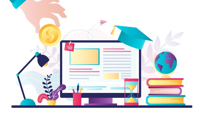 College is increasingly expensive, but there are ways you can get ahead of it before you even apply. In this explainer, we walk through the average costs of higher education in the U.S. and the ways you can make it more affordable.