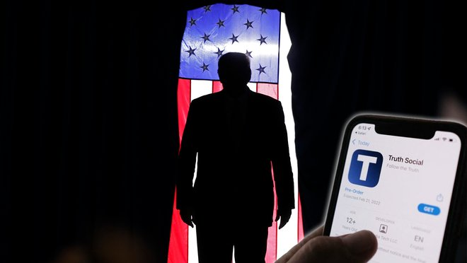 """The man who spent the last year pushing the Big Lie (as well as many other smaller lies) is now launching a platform called """"TRUTH Social."""" Donald Trump's new site isn't fully up and running yet — and it's already really not going well."""
