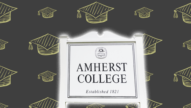 Amherst College is taking a big step to level the playing field for applicants. Say goodbye to legacy admissions.