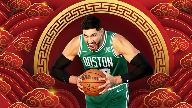 """Boston Celtics big man Enes Kanter sent a clear message to China's """"brutal dictator"""" Xi Jinping: """"Free Tibet."""" The Chinese president responded by banning Celtics games across the country."""