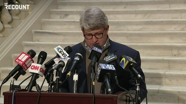 GA Elections Official Sterling responds to Lin Wood & Sidney Powell urging Republicans not to vote in the Senate runoff.