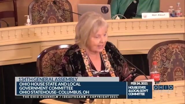 """GOP State Rep. Diane Grendell says about Amish people in Ohio dying of COVID-19: """"They've culled the herd, so to speak."""""""