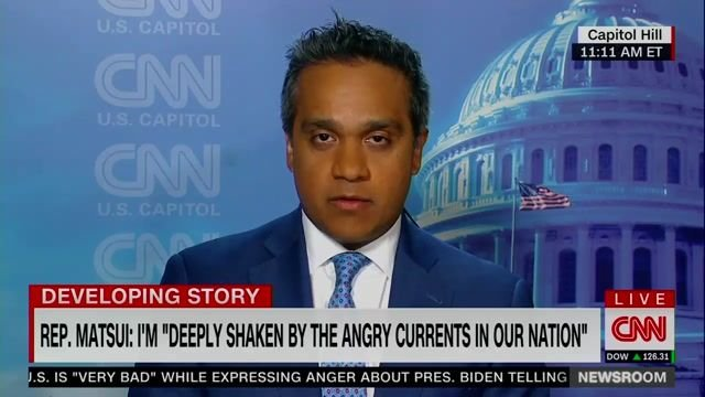 "CNN reporter Manu Raju: McConnell ""refused to comment"" about ATL attacks despite being asked about it ""multiple times."""