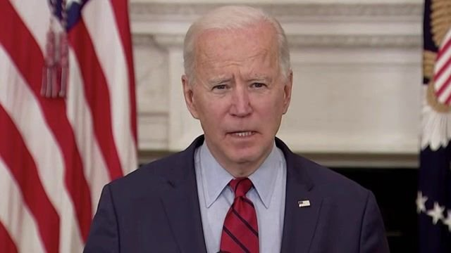 "President Biden says he's been briefed about the CO mass shooting but won't ""speculate"" about the suspect's motive."