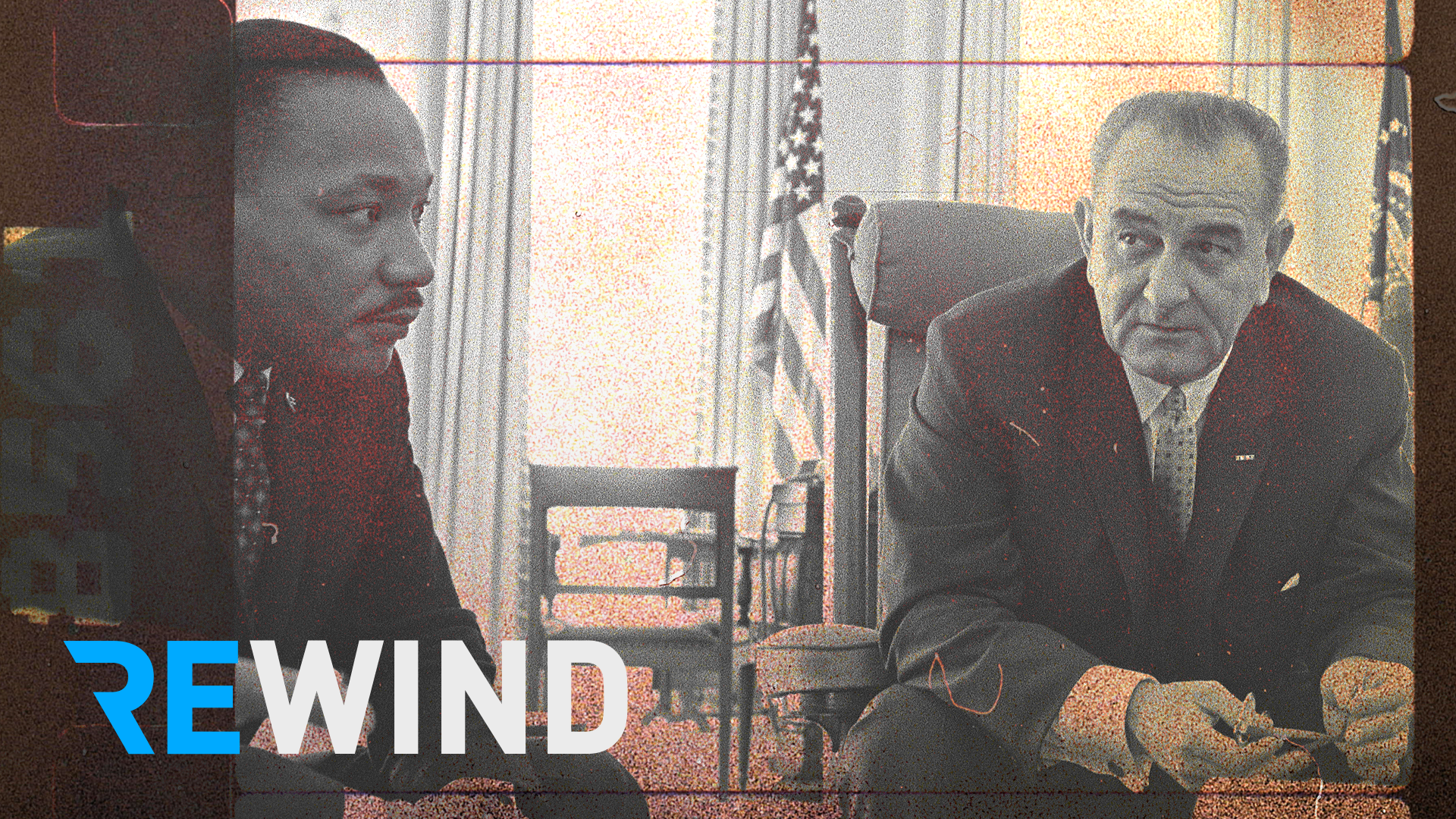 Rewind - Historical US Politics - cover