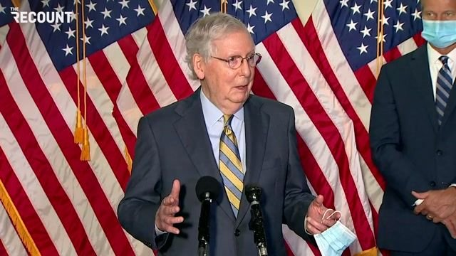 """Senate Majority Leader McConnell (R-KY) on filling SCOTUS vacancy: """"I assure you that's very likely to happen."""""""