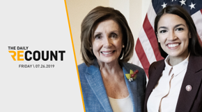 New Russia Report \ Pelosi & AOC Bury Hatchet \ Death Penalty Reinstated \ Late-Breaking News: Immigration