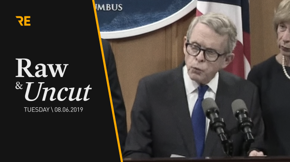 In the wake of the mass shooting in Dayton, Ohio, Republican Gov. Mike DeWine unveils new gun safety proposals, including comprehensive background checks and mental health funding.