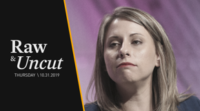 Rep. Katie Hill (D-CA) resigns from Congress with a bang, hitting double standards, sexual violence and the impeachment inquiry into Trump