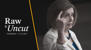 Speaker of the House Nancy Pelosi (D-CA) says the House won't wait for the courts' decisions on unanswered subpoenas to draft Articles of Impeachment