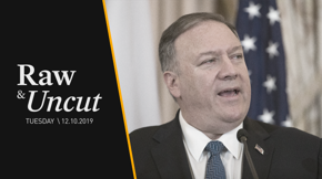 Secretary of State Mike Pompeo discusses his meeting with Russian Foreign Minister Sergey Lavrov today in Washington D.C.