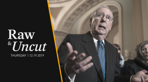 """Senate Majority Leader Mitch McConnell (R-KY) in his floor speech says the Democrats conducted the """"most unfair"""" impeachment in modern history"""