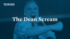 Remember the 2004 primal scream that cut short a run for president? Howard Dean sure does. Reflect on the incident that changed the primary race.