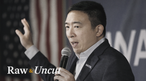 Democratic presidential candidate Andrew Yang explains how he plans to get Republicans on board to pass his proposal for universal basic income