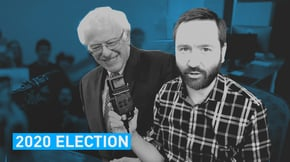 Meet Griffin Hammond. He's a filmmaker who covers campaign events for The Recount. Here's how he does it.