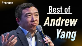 What a campaign from Andrew Yang. He brought UBI and other issues to a national stage — he also had a lot of fun out there.