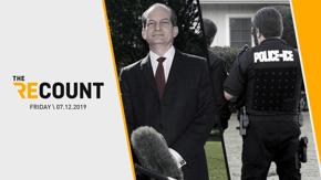 Embattled Labor Secretary \ Mueller Testimony Delayed \ ICE Raids Set For Sunday \ Emptying The Cabinet