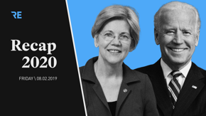 Here's the second edition of Recap 2020, our weekly review of the happenings on the Democratic presidential campaign trail.