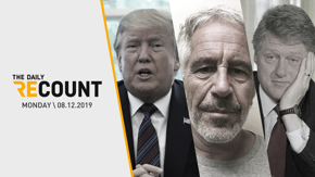 Epstein Conspiracies Fly \ Dems Turn Up in Iowa \ New Rules For Legal Immigrants \ Trump & Trudeau