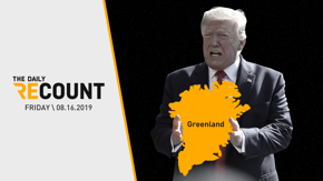 Israel v. Squad (Day 2) \ Trump Targets Greenland (To Buy) \ The Economy, Stupid (Maybe) \ Booker's New Gig (LOL)