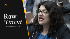 Congresswoman Rashida Tlaib addresses her ongoing dispute with the Israeli government during an emotional press conference.