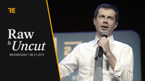 Mayor Pete discusses protecting abortion rights at a NARAL Pro-Choice town hall in Des Moines, Iowa