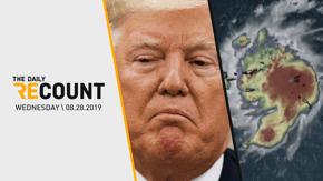Trump Raids FEMA for Border \ Dem Debate Stage Set \ Deutsche Bank & Trump's Taxes \ Luxury Bedbugs