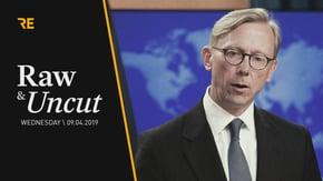 Special Representative for Iran Brian Hook announces new sanctions against Iran.