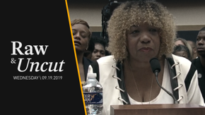 """Gwen Carr says officers """"need to stand accountable"""" at Judiciary hearing on policing"""