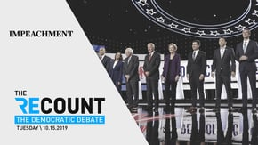Impeachment was one of the hottest topics of the fourth Democratic presidential debate — find out where all 12 candidates stand on Trump's impeachment