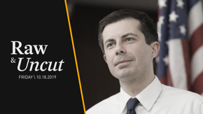 Mayor Pete Buttigieg (D-IN) speaks at the University of Chicago on what comes next after Trump leaves office