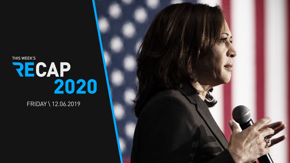 With Kamala Harris's exit, an awkward reality dawned on Democratic leaders: The cast of the December debate is shaping up to be all-white. That reality, in turn, sparked a wider unease with how the party has handled the debates… John Heilemann is analyzing this and more in Recap 2020.