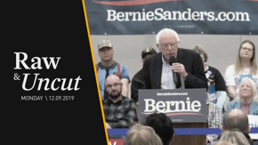 Senator Bernie Sanders (I-VT) discusses his plans to fix broken immigration laws and the criminal justice system in Carson City, NV
