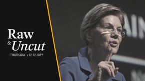 "Sen. Elizabeth Warren (D-MA) says helping billionaires ""doesn't help grow the economy"" in a speech at the New Hampshire Institute of Politics at Saint Anselm College"