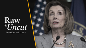 Speaker of the House Nancy Pelosi (D-CA) discusses how articles of impeachment against President Trump were decided on at her weekly press conference in Washington D.C.