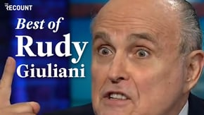 Top flight legal analysis, unflappable courtroom presence, unrivaled high-tech savvy. We could only be talking about one attorney: Mr. Rudy Giuliani. Some say 2019 was the Year of the Rudy. And others… haven't watched his greatest hits yet.