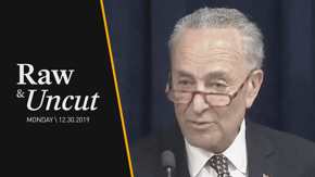 Senate Minority Leader Chuck Schumer (D-NY) shares his plan to combat hate crimes after anti-Semitic attacks