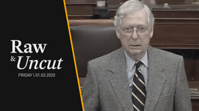 Senate Majority Leader Mitch McConnell (R-KY) discusses the killing of Iranian commander Qassem Suleimani and Trump's upcoming impeachment trial